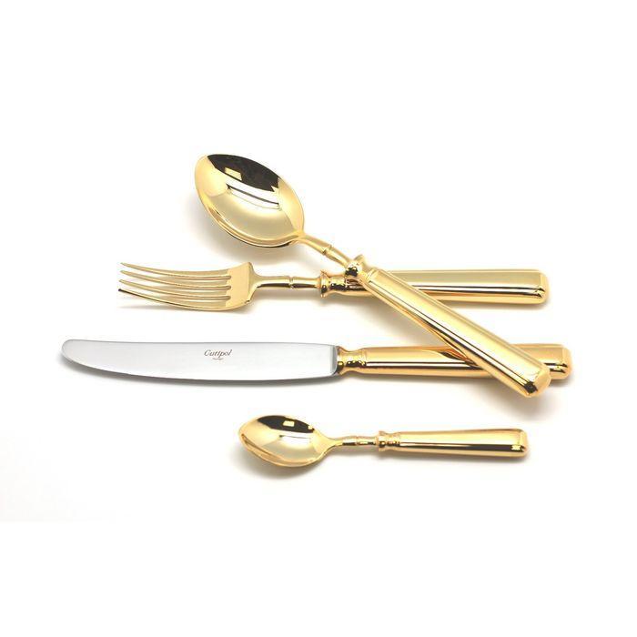Набор столовых приборов Piccadilly Gold, 72 предмета
