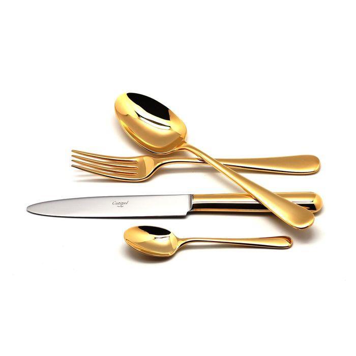Набор столовых приборов Atlantico Gold, 72 предмета