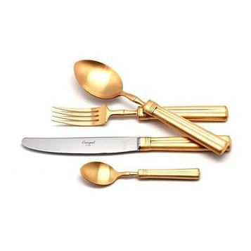 Набор столовых приборов Fontainebleau Gold, 72 предмета