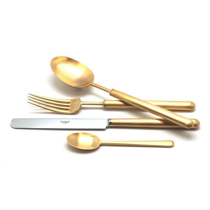 Набор столовых приборов Bali Gold, 72 предмета