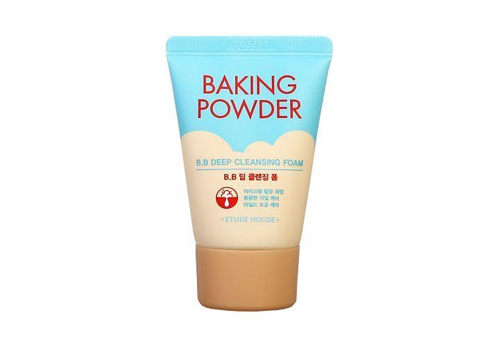 Пенка для умывания Etude House Baking Powder BB Deep Cleansing Foam 30g