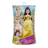 """Hasbro Disney Princess """"Чайная вечеринка"""" Кукла Белль с двумя платьями"""