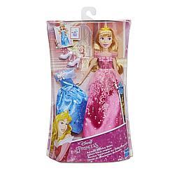 """Hasbro Disney Princess """"День рождения"""" Кукла Аврора с двумя платьями"""