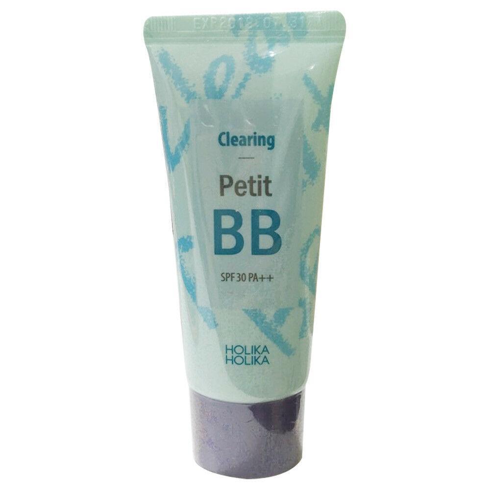 ББ крем матирующий  Holika Holika Petit BB Cream Clearing SPF30+/PA++30ml.