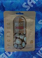 Jigott Potato Ampoule Mask - Ампульная маска с экстрактом картофеля