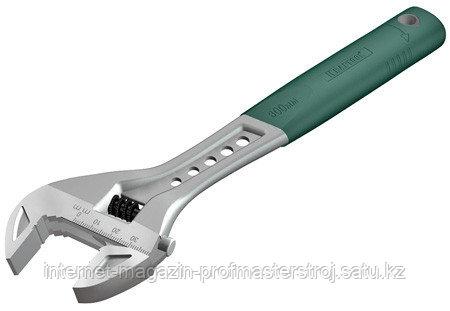 Ключ разводной 30 x 200 мм, KRAFTOOL