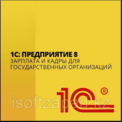 1С:Предприятие 8. Зарплата и кадры для государственных организаций Казахстана (USB), фото 2