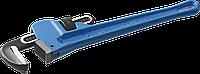 """Ключ трубный для работы одной рукой тип """"С""""  2"""", 350 мм, серия «ПРОФЕССИОНАЛ», ЗУБР"""