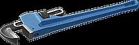 """Ключ трубный для работы одной рукой тип """"С""""  2.5"""", 450 мм, серия «ПРОФЕССИОНАЛ», ЗУБР"""