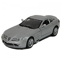 Mercedes-Вenz SLR MCLaren серебро 1/32