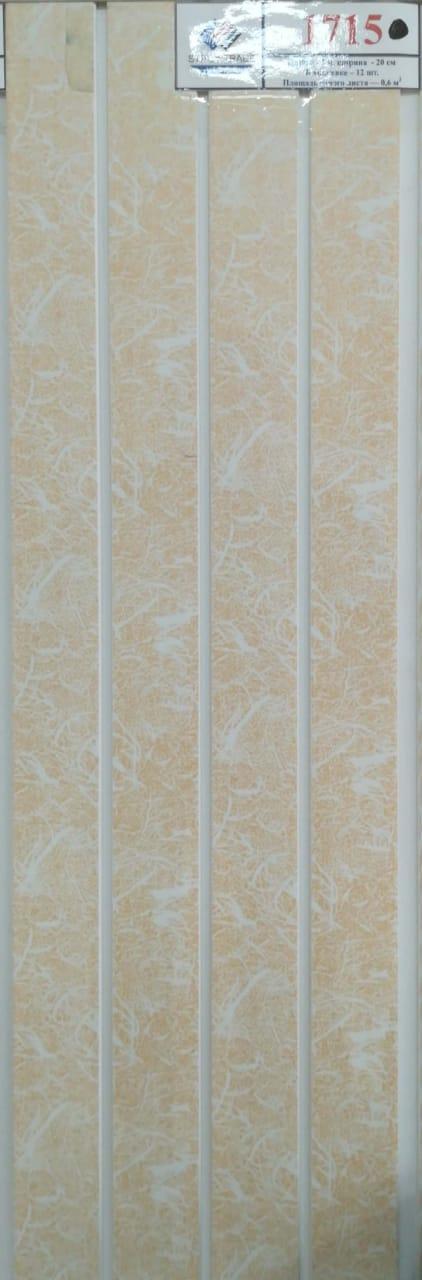 Стеновой декор панель (1715)