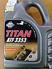Трансмиссионное масло TITAN ATF 3353 4  литра
