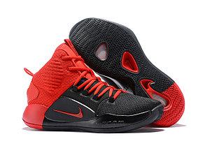 Баскетбольные кроссовки Nike Hyperdunk X 2018 Black\Red, фото 2