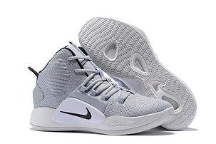 Баскетбольные кроссовки Nike Hyperdunk X 2018 Gray, фото 2