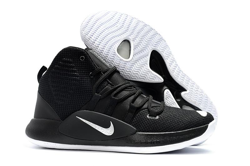 Баскетбольные кроссовки Nike Hyperdunk X 2018 Black