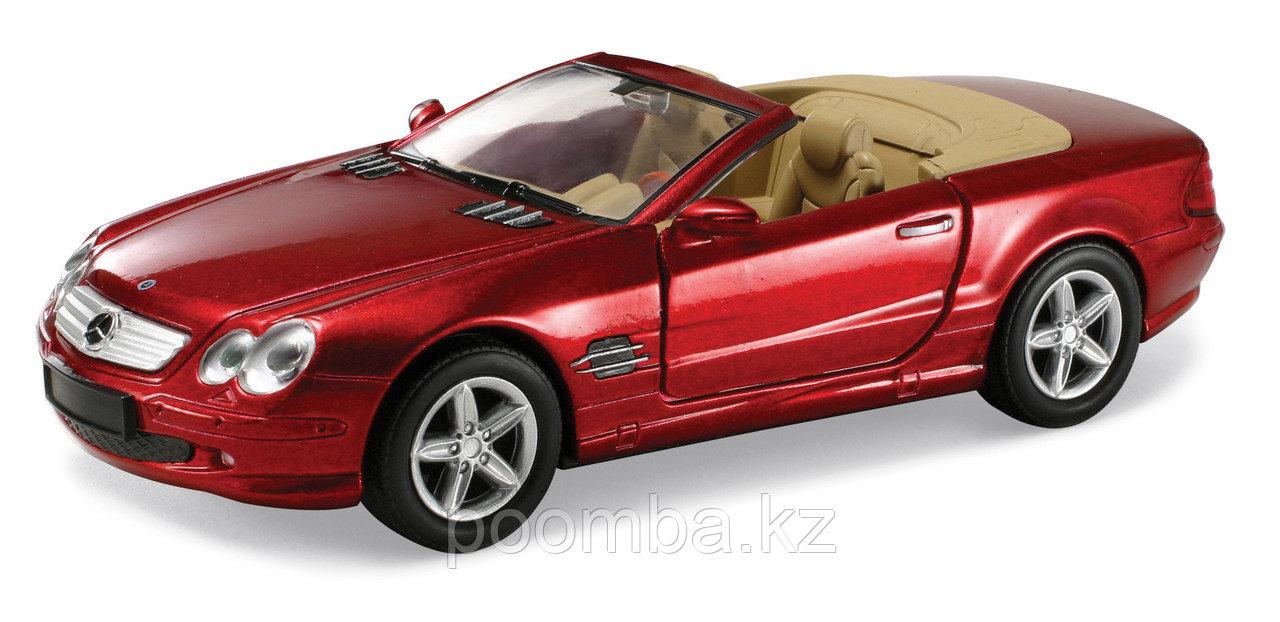 Mercedes-Вenz SL500 вишня 1/32