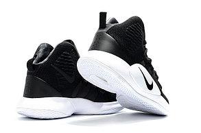 Баскетбольные кроссовки Nike Hyperdunk X 2018 Black\White, фото 2