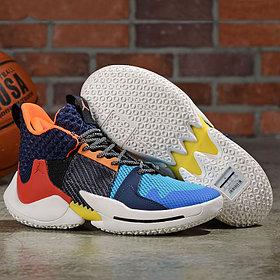 Баскетбольные кроссовки  Jordan Why Not Zero.2