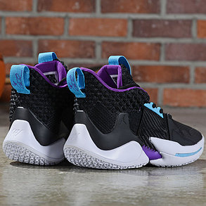 Баскетбольные кроссовки  Jordan Why Not Zero.2 , фото 2