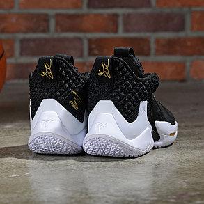 Баскетбольные кроссовки  Jordan Why Not Zero.2 Black, фото 2