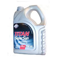 Моторное масло  TITAN 5W40  4 литра