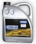 Моторное масло SWAG SAE 10W-40  5 литров