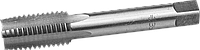Метчик машинно-ручной М20 x 2.5 мм, для глухих отверстий, ЗУБР