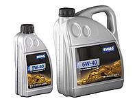 Моторное масло SWAG SAE 5W-40  1 литр