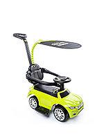 Детская машина-каталка Happy Baby Jeepsy Green, фото 1