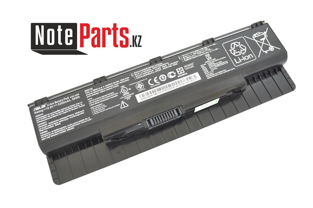 Аккумулятор для ноутбука Asus (A32-N56) N46, N56, N76