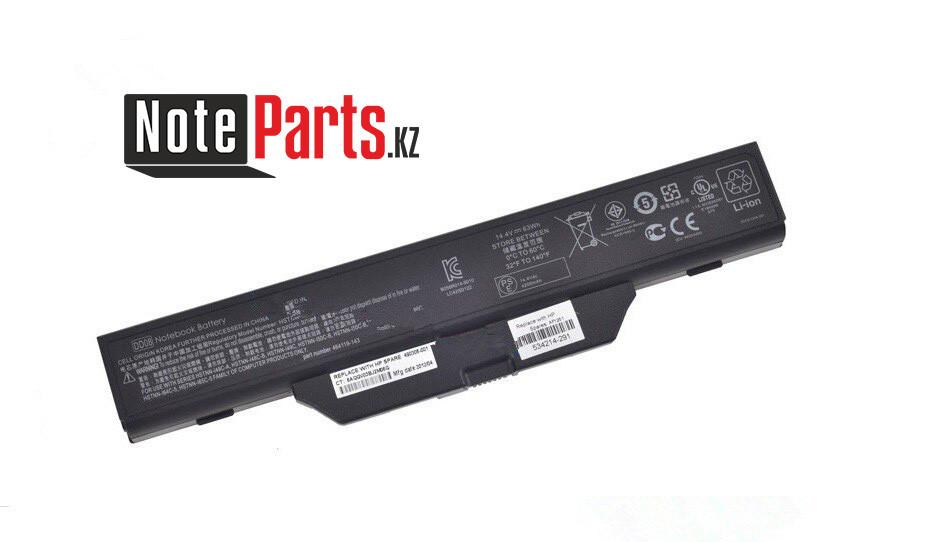 Аккумулятор для ноутбука HP DD06/ Compaq 6730S/ 14,8 В/ 4400 мАч, черный