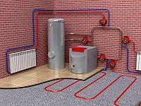 Монтаж системы отопления Сантехнические услуги