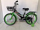 Детский велосипед Hawks 18 колеса, фото 2