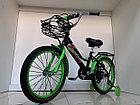 Детский велосипед Hawks 18 колеса, фото 3