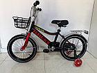 Детский велосипед Hawks 16 колеса, фото 3
