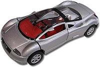 Audi quattro 1995 серебро 1/32 инерционная
