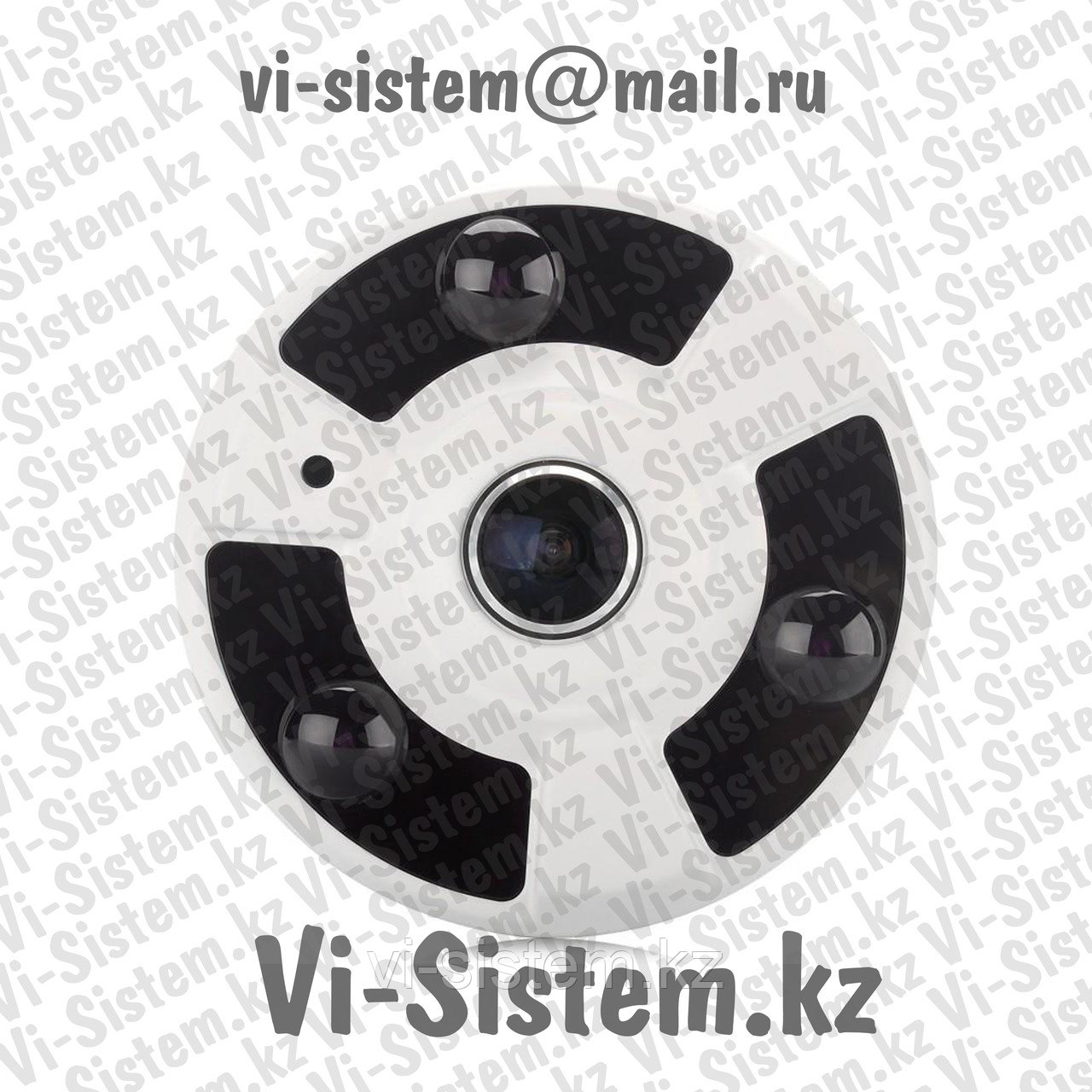 IP-Видеокамера SYNQAR SY-002 2MP Рыбий глаз