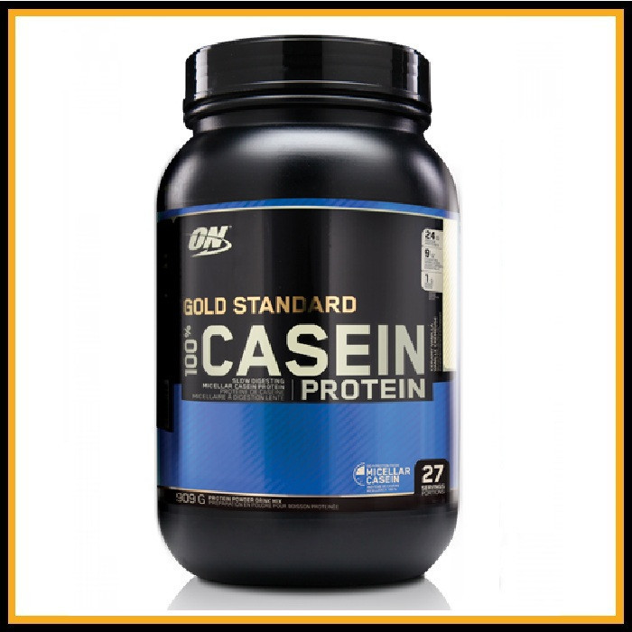 O.N. 100% Casein protein (909 g) (Банан)