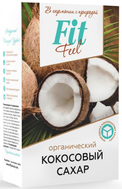 Кокосовый органический сахар, 200 г