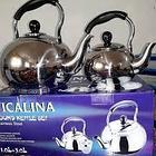 Набор чайников со свистком VIKALINA, фото 2