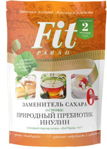 Заменитель сахара «ФитПарад №11», 200 г