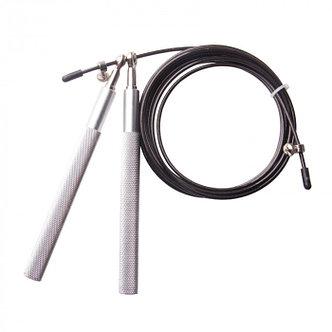 Скоростная скакалка металлические ручки, фото 2