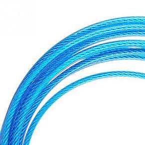 Скоростная скакалка (синяя), фото 2