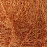 Пряжа 'Хлопок травка' 65 хлопок 35 полиамид 220 м/100гр (035 оранж.)