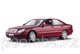 Автомодель 1:24 2002 Mercedes-Benz S-Class