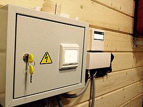 Программатор HYUNDAI управления индукционным котлом ВИН-20 и Панель управления солнечным водонагревателем