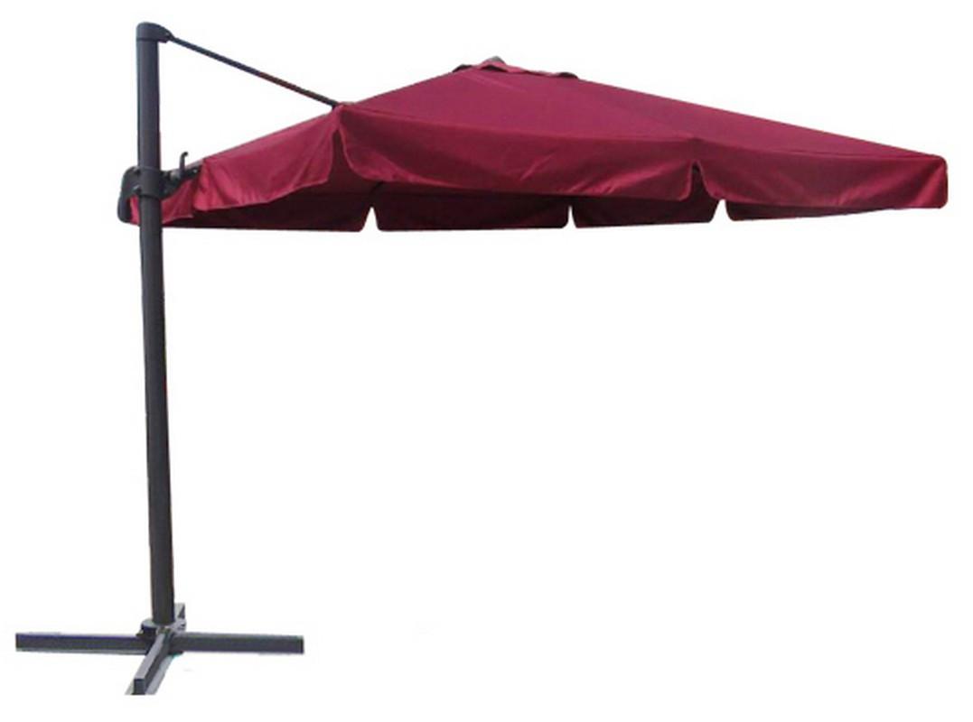 Зонт Уличный 2.5х2.5 квадратный