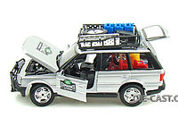 Автомодель Range Rover 1:24 Bburago