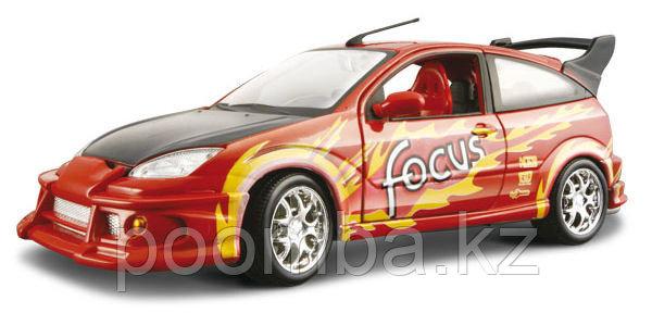 Автомодель Ford Focus 1:24 Bburago