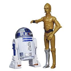 Hasbro Star Wars Mission 2-фигурки в ассортименте